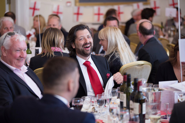 St George's Day Lunch, 2015