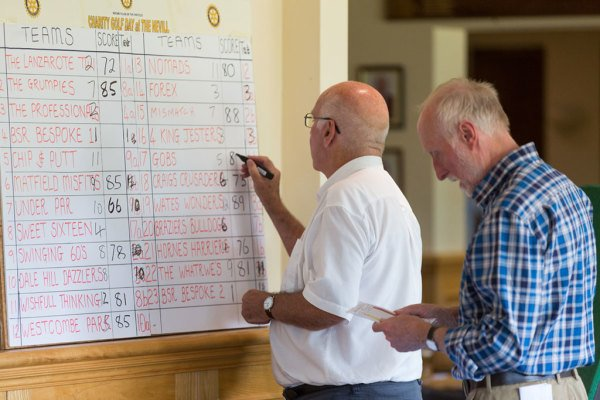 Pantiles Rotary Club Annual Golf Day - 10