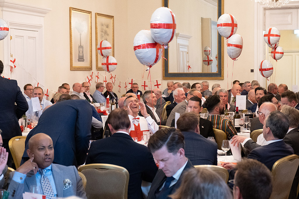 St George's Day Lunch